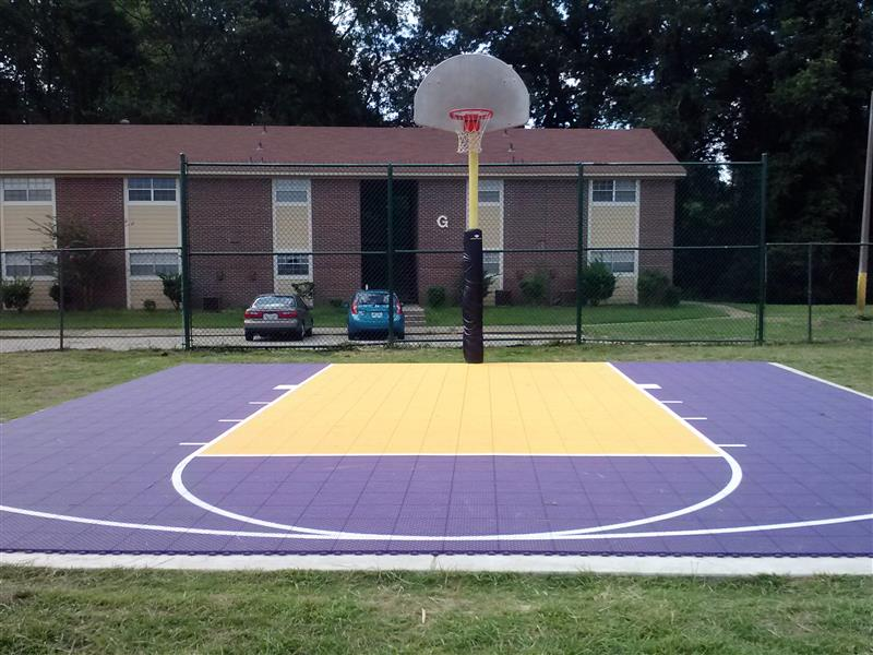 Beechwood Park Basketball Court