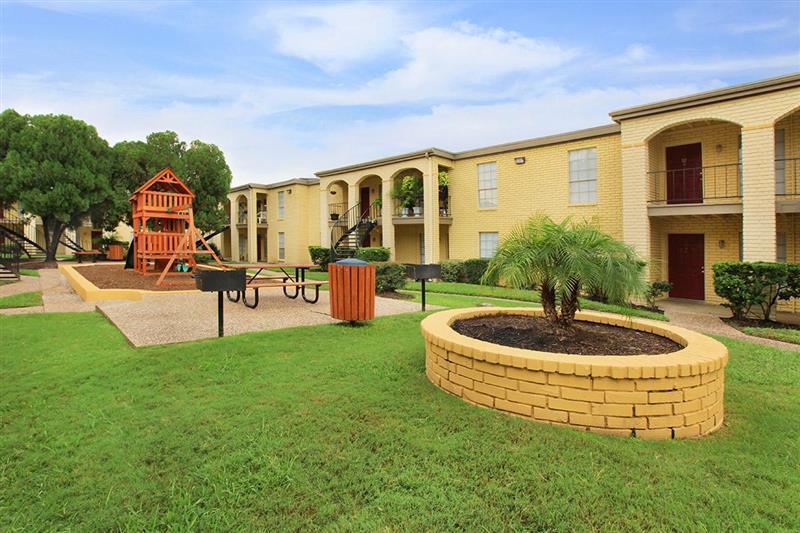 Courtyard & Playground